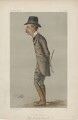 Lord Randolph Henry Spencer Churchill ('Statesmen. No. 557'), by Liborio Prosperi ('Lib') - NPG D44419