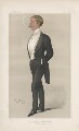 Archibald John Stuart Wortley ('Men of the Day. No. 457.'), by Sir Leslie Ward - NPG D44473