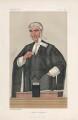 Sir Edward Fry ('Judges. No. 32.'), by Sir Leslie Ward - NPG D44544