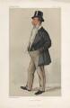 Sir John Aird, 1st Bt ('Statesmen. No. 579.'), by Sir Leslie Ward - NPG D44547