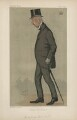 Charles Bowyer Adderley, 1st Baron Norton ('Statesmen. No. 600.'), by Sir Leslie Ward - NPG D44612