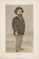 Alphonse Daudet ('Men of the Day. No. 558.'), by Jean Baptiste Guth ('GUTH') - NPG D44637