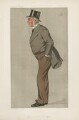 Michael Morris, 1st Baron Killanin ('Statesmen. No. 618.'), by Sir Leslie Ward - NPG D44664