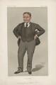 Harry Lawson Webster Lawson, 1st Viscount Burnham ('Statesmen. No. 626.'), by Sir Leslie Ward - NPG D44673