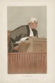 Sir William Rann Kennedy ('Judges. No. 43.'), by Sir Leslie Ward - NPG D44677
