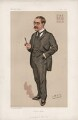 (Joseph) Rudyard Kipling ('Men of the Day. No. 589.'), by Sir Leslie Ward - NPG D44702