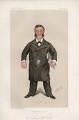 Balthazar Walter Foster, 1st Baron Ilkeston ('Statesmen. No. 645.'), by Sir Leslie Ward - NPG D44720