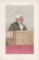 Sir Arthur Kekewich ('Judges. No. 44.'), by Sir Leslie Ward - NPG D44735