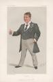 Barnett Isaacs Barnato ('Men of the Day. No. 612.'), by Sir Leslie Ward - NPG D44738