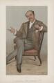 Sir Leander Starr Jameson, 1st Bt ('Men of the Day. No. 647.'), by Sir Leslie Ward - NPG D44798