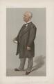 Sir Francis Henry Evans, 1st Bt ('Statesmen. No. 670.'), by Sir Leslie Ward - NPG D44802