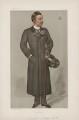 Richard George Penn Curzon, 4th Earl Howe ('Statesmen. No. 672.'), by Sir Leslie Ward - NPG D44806