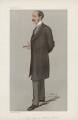 Alfred Milner, Viscount Milner ('Men of the Day. No. 680.'), by Sir Leslie Ward - NPG D44851