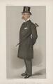 Sir (Charles) Ernest Tritton, 1st Bt ('Statesmen. No. 685.'), by Sir Leslie Ward - NPG D44854