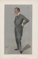 Charles Richard John Spencer-Churchill, 9th Duke of Marlborough ('Statesmen. No. 699.'), by Sir Leslie Ward - NPG D44926