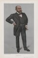 Sir Ernest Joseph Cassel ('Men of the Day. No. 767.'), by Sir Leslie Ward - NPG D44990