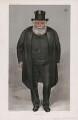 Robert Arthur Talbot Gascoyne-Cecil, 3rd Marquess of Salisbury ('Statesmen. No. 730.'), by Sir Leslie Ward - NPG D45044