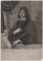 Alexander More (Morus), by or published by Hugo Allard (Huijch Allardt), after  Crispijn de Passe the Younger - NPG D45874