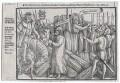 The Martyrdome of John Cardmaker and John Warne (John Cardmaker; John Warne (Warren)), after Unknown artist - NPG D45871
