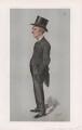 Sir William Reynell Anson, 3rd Bt ('Statesmen. No. 737.'), by Sir Leslie Ward - NPG D45070