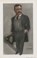 Theodore Roosevelt ('Men of the Day. No. 849.'), by James Montgomery Flagg - NPG D45134