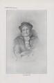 Lady Dorothy Fanny Nevill (née Walpole), by 'WH.O' - NPG D45460