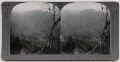 'Trail Leading to Mountain Tomb of Robert Louis Stevenson, Mount Vaea, Samoa', published by Keystone View Company - NPG x199108