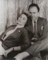 Patricia Neal; Roald Dahl, by Carl Van Vechten - NPG x194361