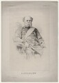 Sir John Jarvis Bisset, by Judd & Co, after  Unknown artist - NPG D45891