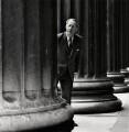 John Edward Reginald Wyndham, 1st Baron Egremont, by Anthea Sieveking - NPG x199140