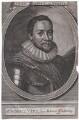 Horace Vere, Baron Vere of Tilbury, by William Faithorne - NPG D45994