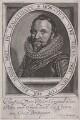 Horace Vere, Baron Vere of Tilbury, published by Nicolas de Clerck, after  Unknown artist - NPG D45993