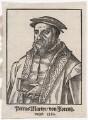 Pietro Vermigli, after Unknown artist - NPG D45999