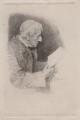 John Newman, attributed to Miss B. Mier - NPG D46003