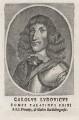 Charles Lewis (Louis), Elector Palatine, after Unknown artist - NPG D46004
