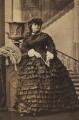 Princess Mary Adelaide, Duchess of Teck, by Camille Silvy - NPG Ax196509