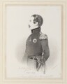 Napoléon III, Emperor of France, by Richard James Lane, printed by  Lemercier Bernard et Cie, after  Alfred, Count D'Orsay - NPG D45942