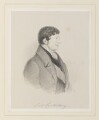 Charles Manners Sutton, 1st Viscount Canterbury, by Richard James Lane, after  Alfred, Count D'Orsay - NPG D45943