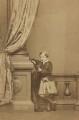 Prince Leopold, Duke of Albany, by John Jabez Edwin Mayall - NPG Ax196517