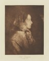Emily Sarah (née Sellwood), Lady Tennyson, published by T. Fisher Unwin, after  George Frederic Watts - NPG Ax199211