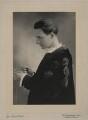 Unknown man, by Lizzie Caswall Smith - NPG x198163
