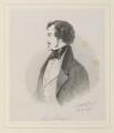 Robert Jocelyn, Viscount Jocelyn, by Richard James Lane, after  Alfred, Count D'Orsay - NPG D45947