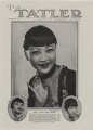 Anna May Wong, by Sasha (Alexander Stewart) - NPG x193442