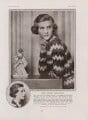 Deirdre Phyllis Ulrica Balfour (née Hart-Davis), by Paul Tanqueray - NPG x193445