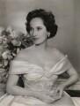 Merle Oberon, by Dorothy Wilding - NPG x194363