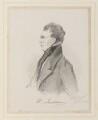 William Jerdan, by Richard James Lane, after  Alfred, Count D'Orsay - NPG D45951