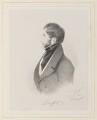 Henry Somerset, 7th Duke of Beaufort, by Richard James Lane, after  Alfred, Count D'Orsay - NPG D45967