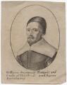 William Seymour, 2nd Duke of Somerset, by Wenceslaus Hollar - NPG D46015
