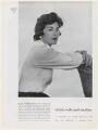 Molly Bishop, by Madame Yevonde - NPG x193457