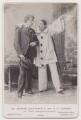 Sir George Alexander (George Samson); Henry Vernon Esmond (Harry Esmond Jack) in 'The Masqueraders', by Alfred Ellis - NPG x196972